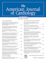 Journal cover: The American Journal of Cardiology