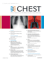 Journal cover: Chest