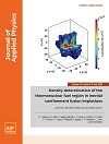 Journal cover: Journal of Applied Physics