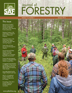Cover of Journal of Forestry