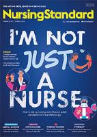 Nursing Standard cover image