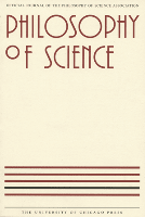 Philosophy of Science journal cover