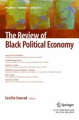 Cover of The Review of Black Political Economy