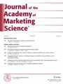 Cover of Journal of the Academy of Marketing Science