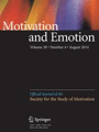 Cover of Motivation and Emotion