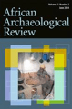 Cover of African Archaeological Review