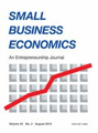 Cover of Small Business Economics