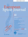 cover of the European Spine Journal