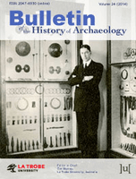 Bulletin of the History of Archaeology