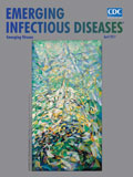 Cover of Emerging Infectious Diseases