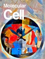 Journal cover: Molecular Cell