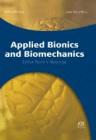 cover of the Applied Bionics and Biomechanics journal