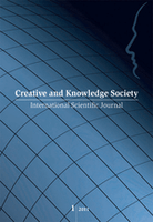 Cover of Creative and Knowledge Society