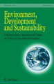 Environment development and sustainability