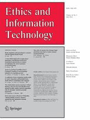 Cover of Ethics and Information Technology Journal