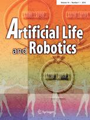 Cover of Artificial Life and Robotics journal