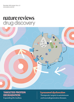 Nature Reviews Drgu Discovery