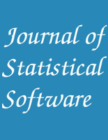 Cover of Journal of Statistical Software