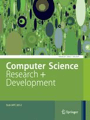 cover of Computer Science: Research and Development