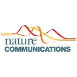Cover of Nature Communications