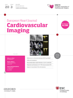 European Heart Journal - Cardiovascular Imaging journal cover