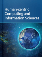 cover of Human-centric Computing and Information Sciences