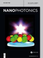 Cover of Nanophotonics