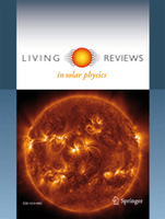 Cover of Living Reviews in Solar Physics