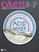 Cover of Chemical & Engineering News